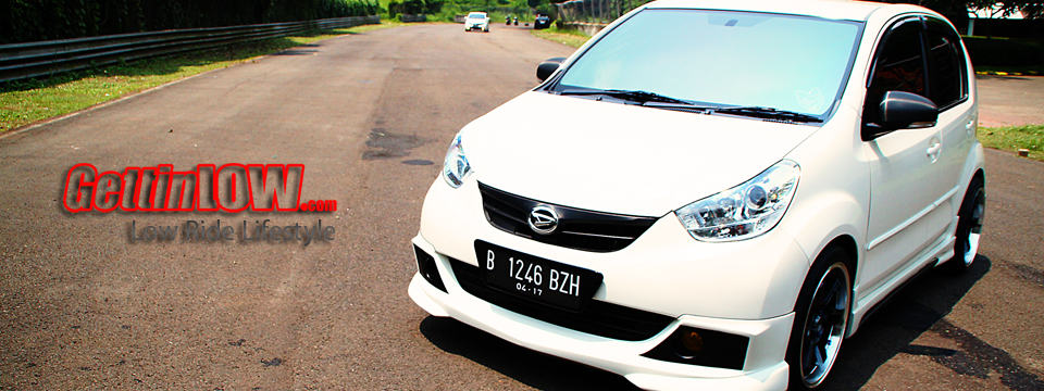Elegance Daihatsu All New Sirion 2012
