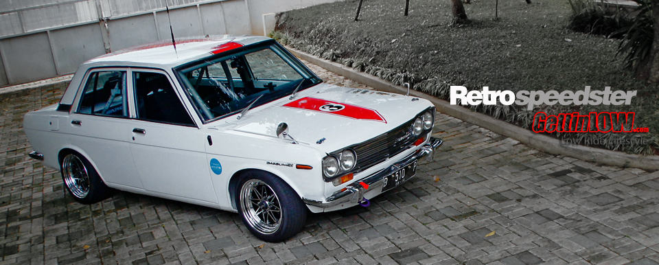 RetroSpeedster: Datsun 510 '71 Super Engine