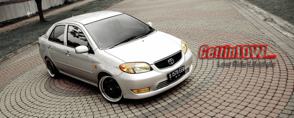 Toyota Vios with Axia Kings