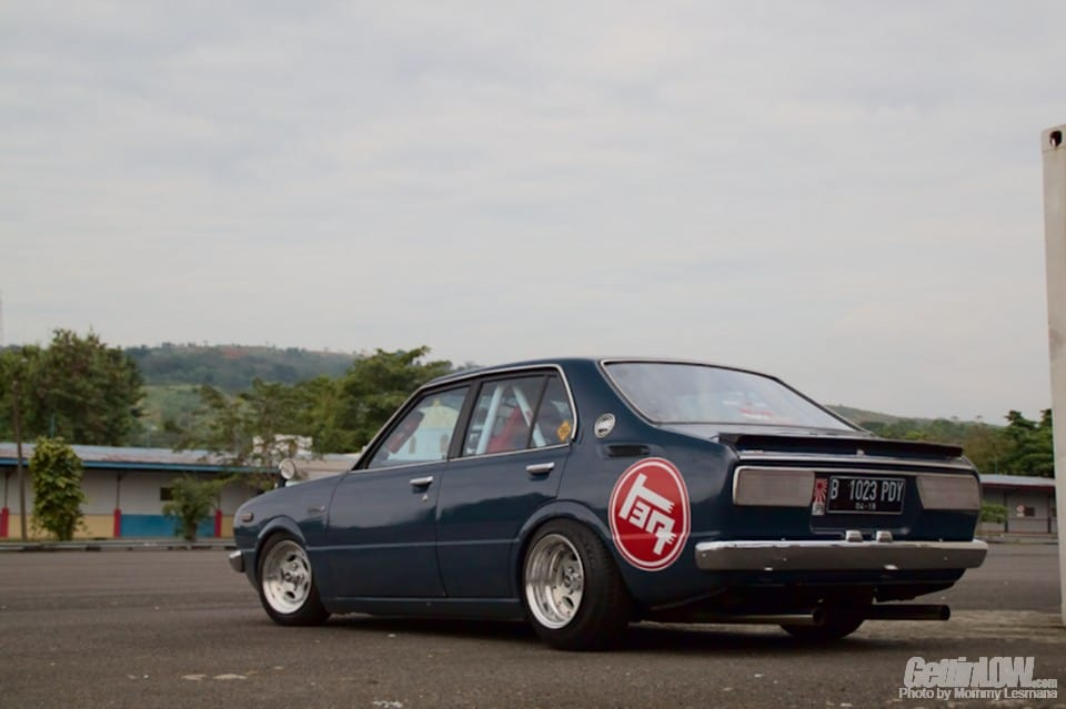 Modifikasi Retro Toyota Corolla KE30 1978