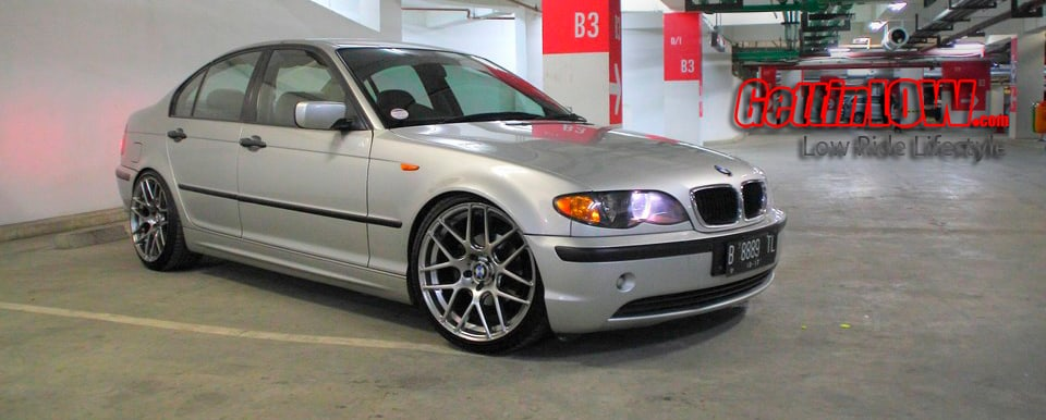 Fitted: BMW 318i E46 2002