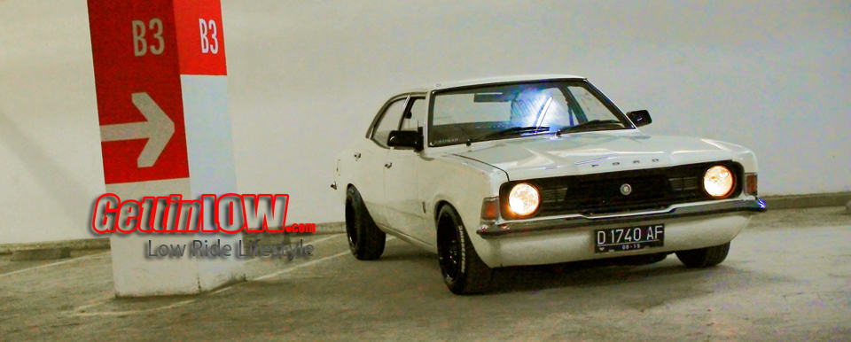 Retro Stanced: Ford Cortina 1976