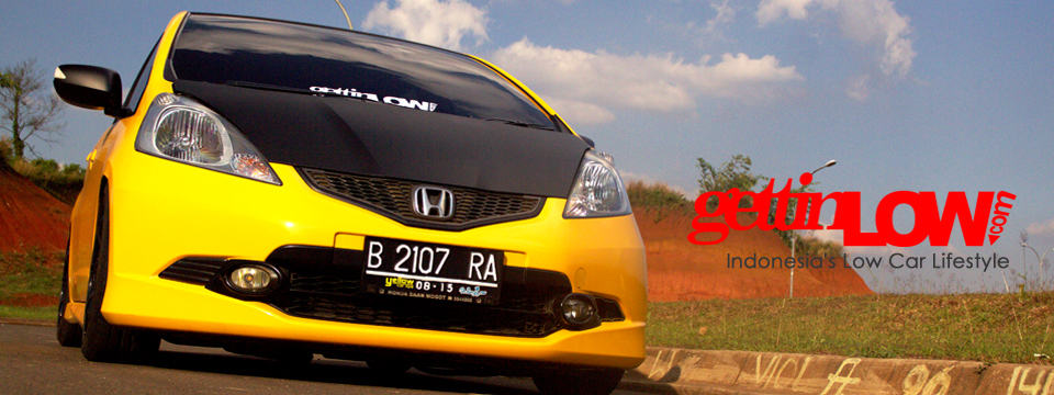 Christopher Honda Jazz