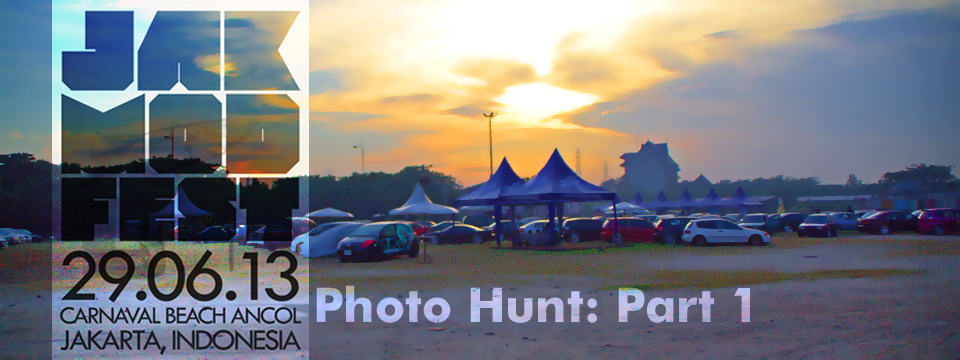 JAKMODFEST hunt part 1