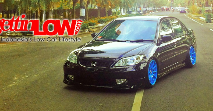 Honda Civic VTiS by Teuku Sabri