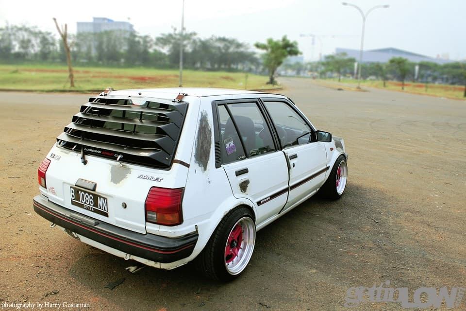 Starlet a classic car unofficial honda fit forums