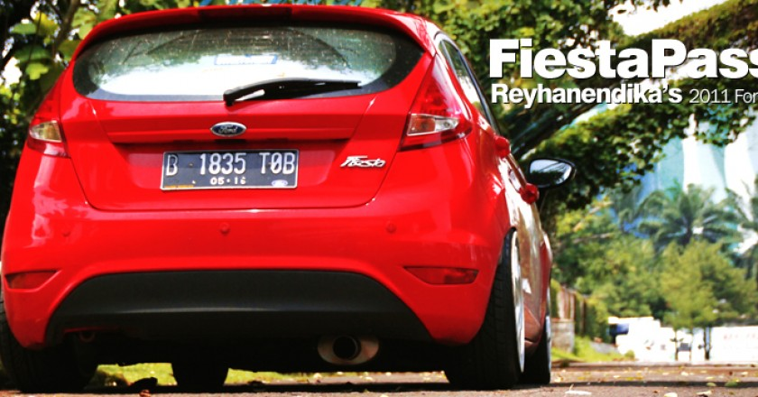 Ford Fiesta by Reihanendika