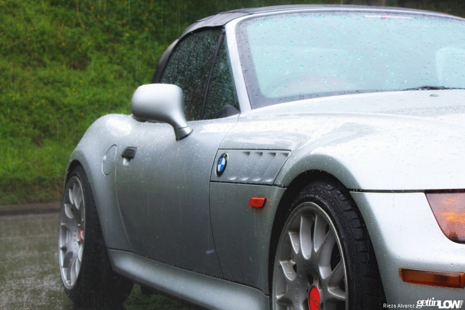 Alyssa's BMW Z3