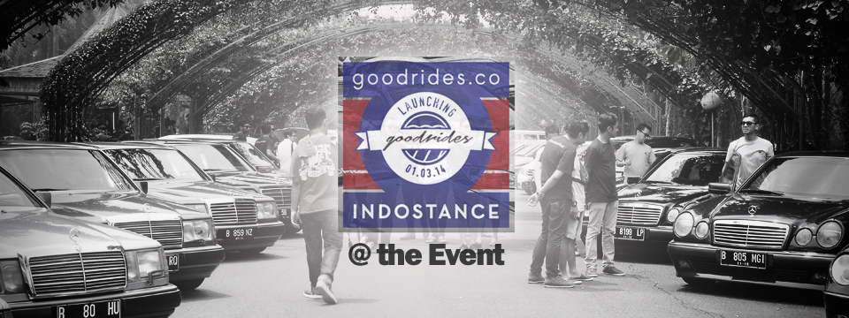 Goodrides X Indostance: at the event