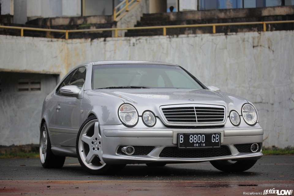 gettinlow gilang budiman 39 s 1998 mercedes benz clk 230. Black Bedroom Furniture Sets. Home Design Ideas