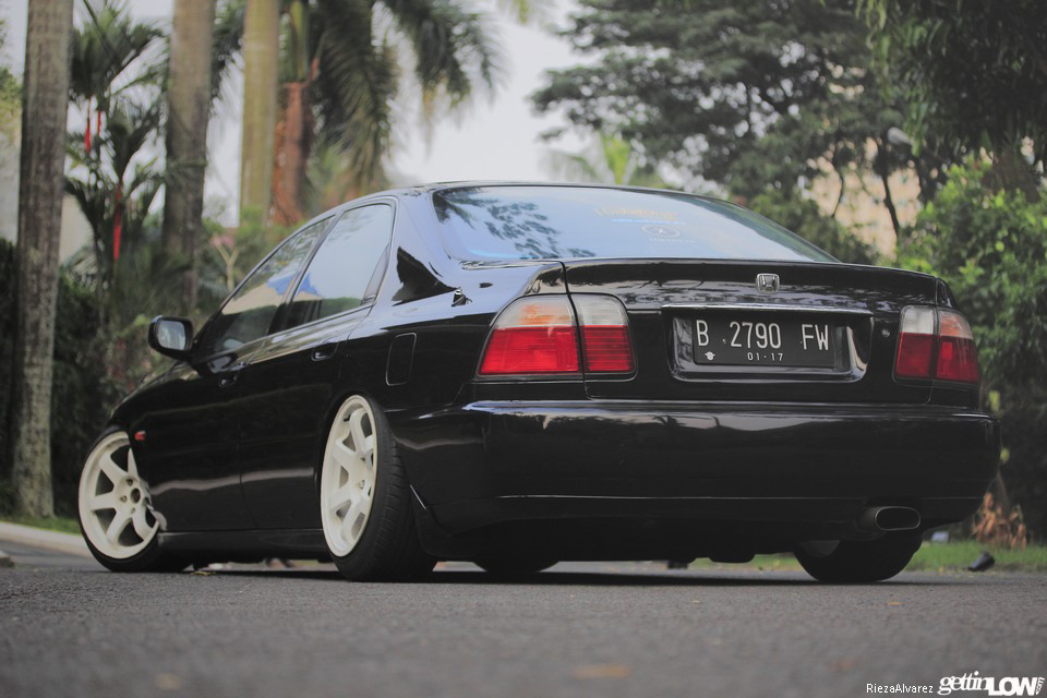 Gettinlow Dimas Thamrin S 1997 Honda Accord Cd5