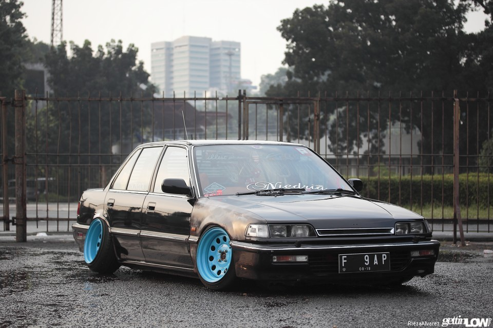 Gapri Erianto S 1991 Honda Grand Civic Gettinlow
