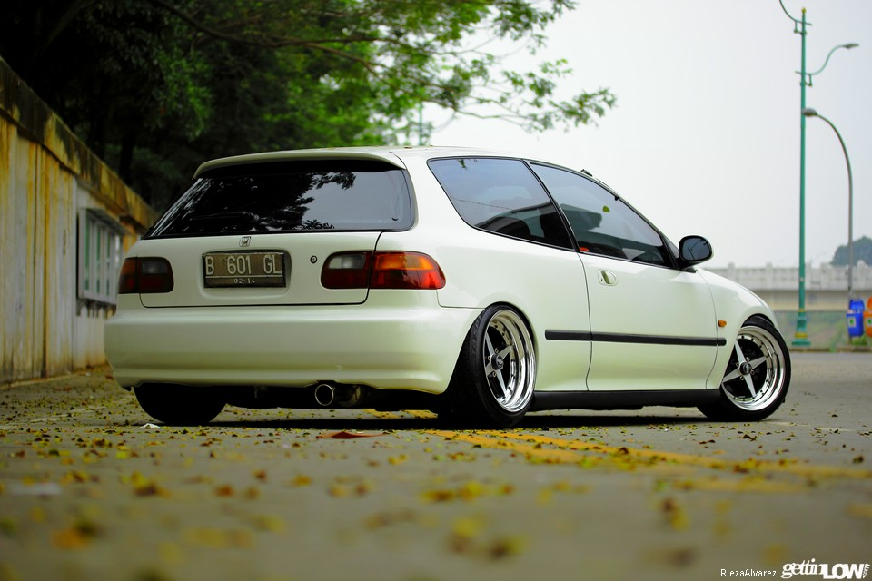 Delif's 1993 Honda Civic