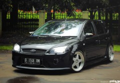 Gea's 2008 Ford Focus