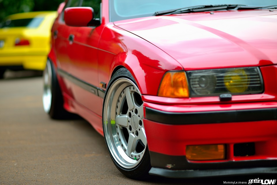 Bonny's 1994 BMW E36-320i Limited Edition
