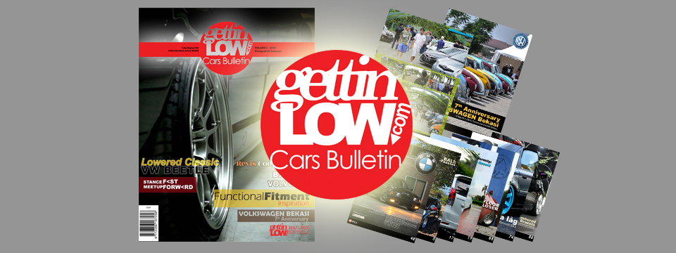 GETTINLOW CARS BULLETIN Vol3