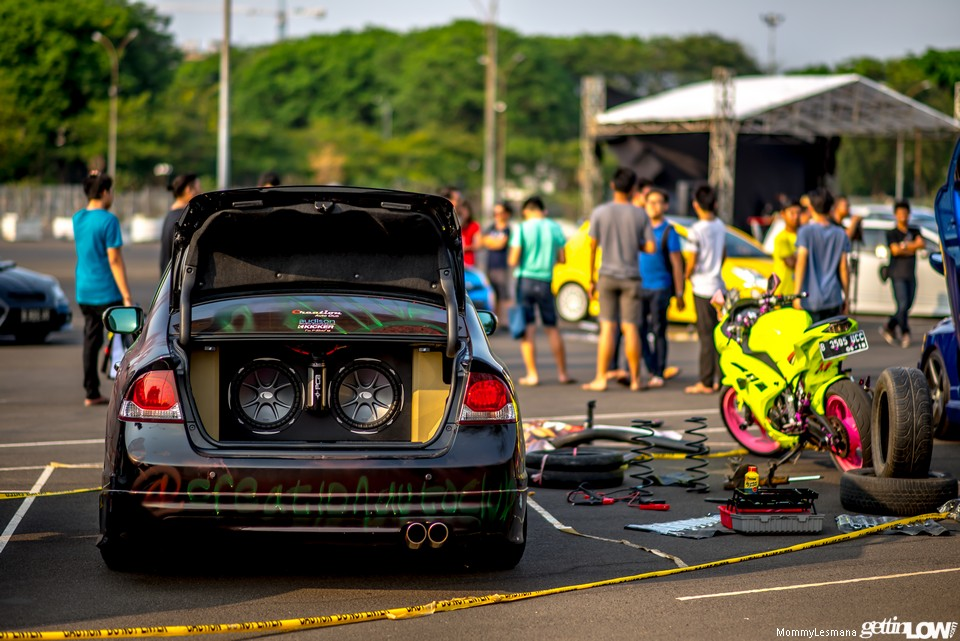 Automotive Gathering Event 2014 JIExpo Kemayoran 25 Oktober 2014