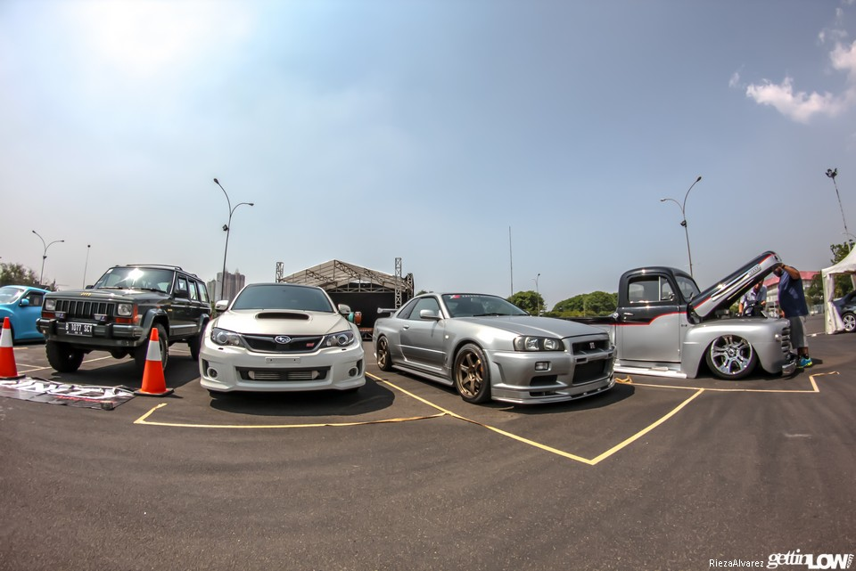 Automotive Gathering Event 2014