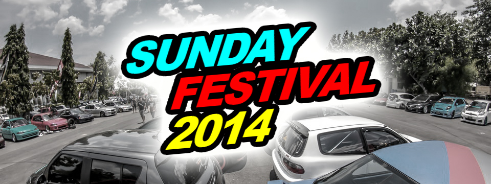 SUNDAY FESTIVAL 2014 - JOGJA: Event Coverage