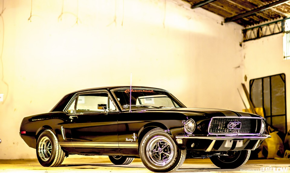 1972 Ford Mustang Pony