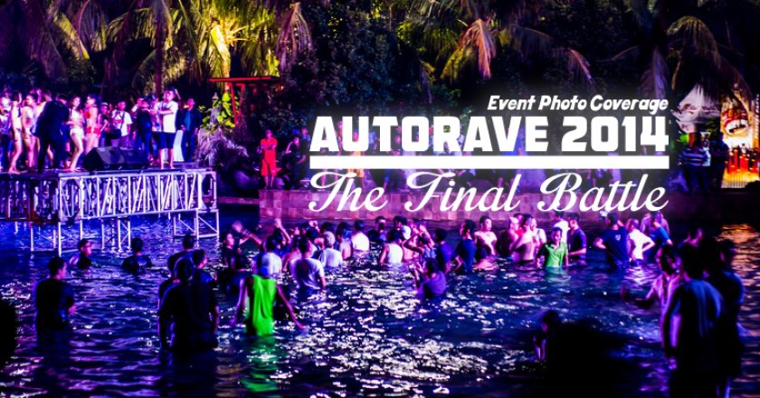 AUTORAVE 2014 Final Battle