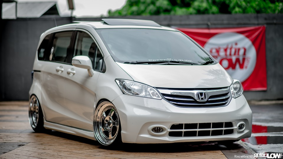 Harun Maharbina 2013 Honda Freed