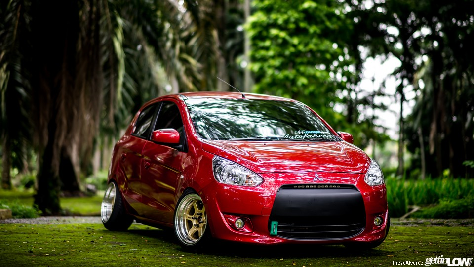 GETTINLOW | Joviando's 2014 Mitsubishi Mirage