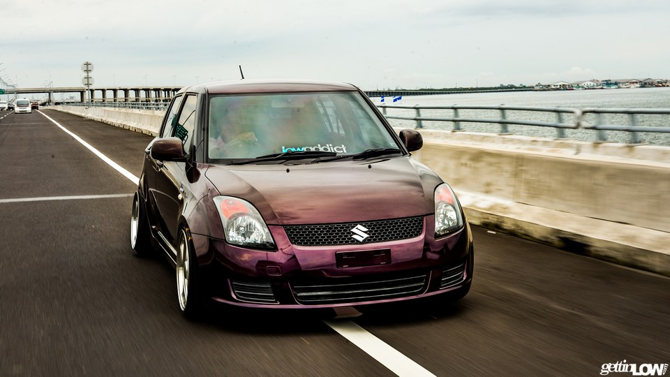 Dimas Ragil's 2008 Suzuki Swift