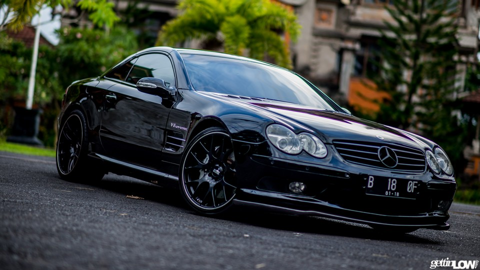 gettinlow yuddi 39 s 2003 mercedes benz sl55 amg r230. Black Bedroom Furniture Sets. Home Design Ideas