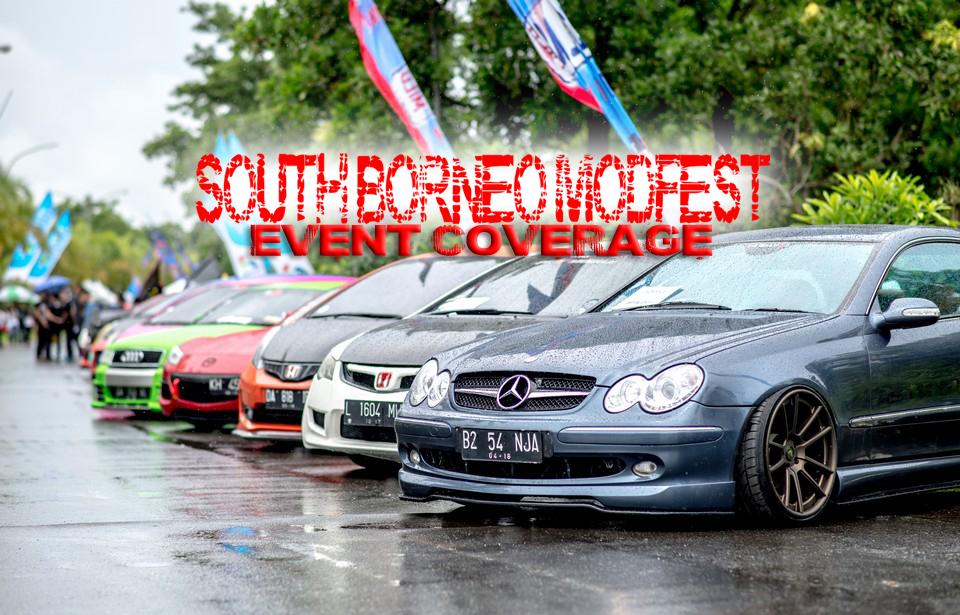SOUTH BORNEO MODFEST 2015