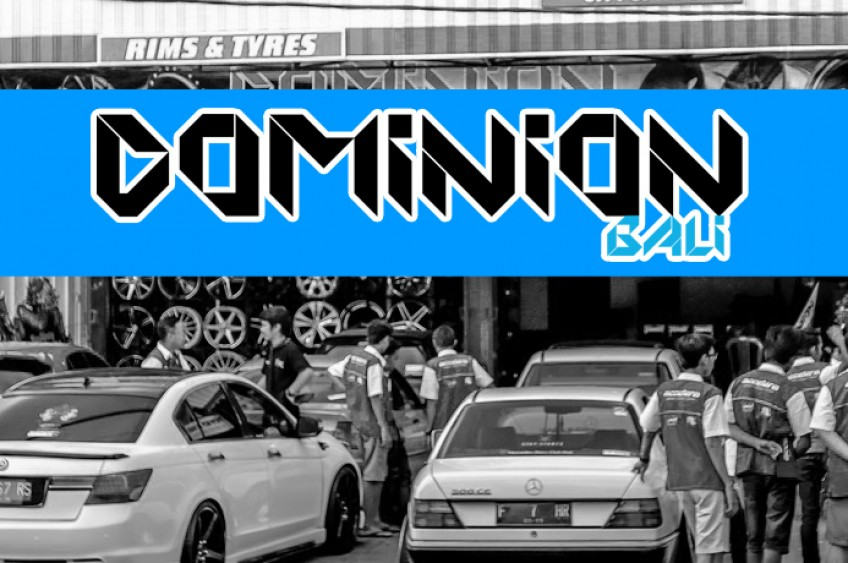 BaliStayStance Trip feat. Grand Opening TKB's Dominion Wheels Store