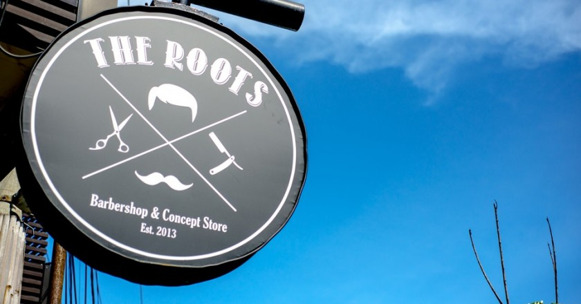 The Roots Bali, Barbershop