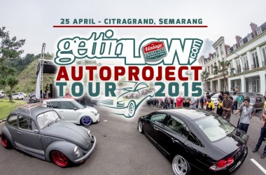 GL's Auto Project Tour 2015 CitraGrand Semarang Coverage