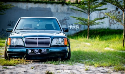 Flying Wizzy's W124