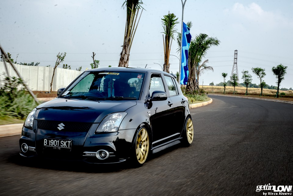 Farid's 2010 Suzuki Swift