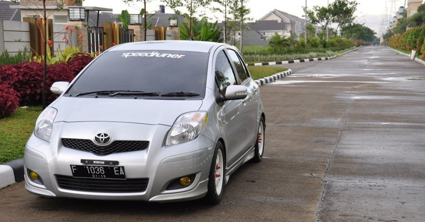 Hasrialdy Toyota Yaris