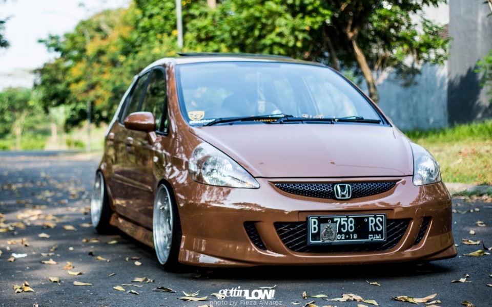 Erik S 2008 Honda Jazz Gd3 Gettinlow
