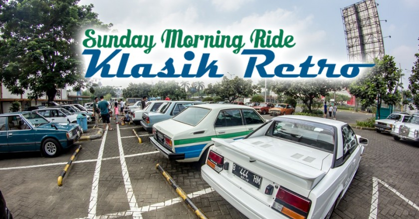 KLASIK RETRO's Sunday Morning Ride