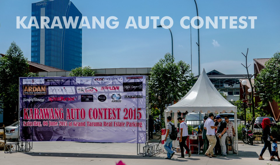 Event Coverage: KARAWANG AUTO CONTEST 2015