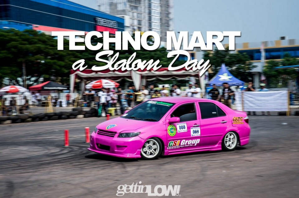 event coverage: Techno-Mart, a Slalom Day