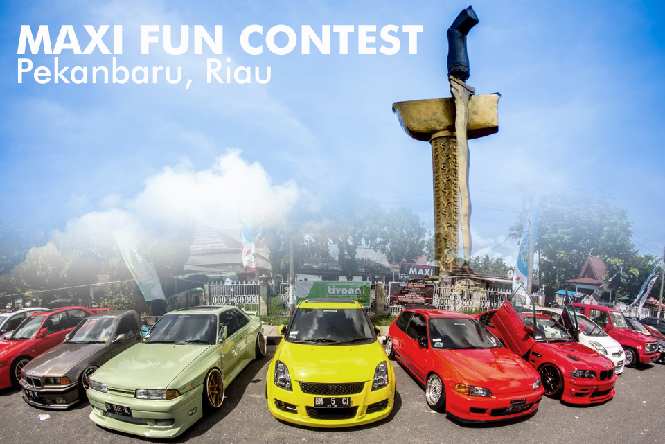 Event Coverage: MAXI FUN CONTEST, Pekanbaru