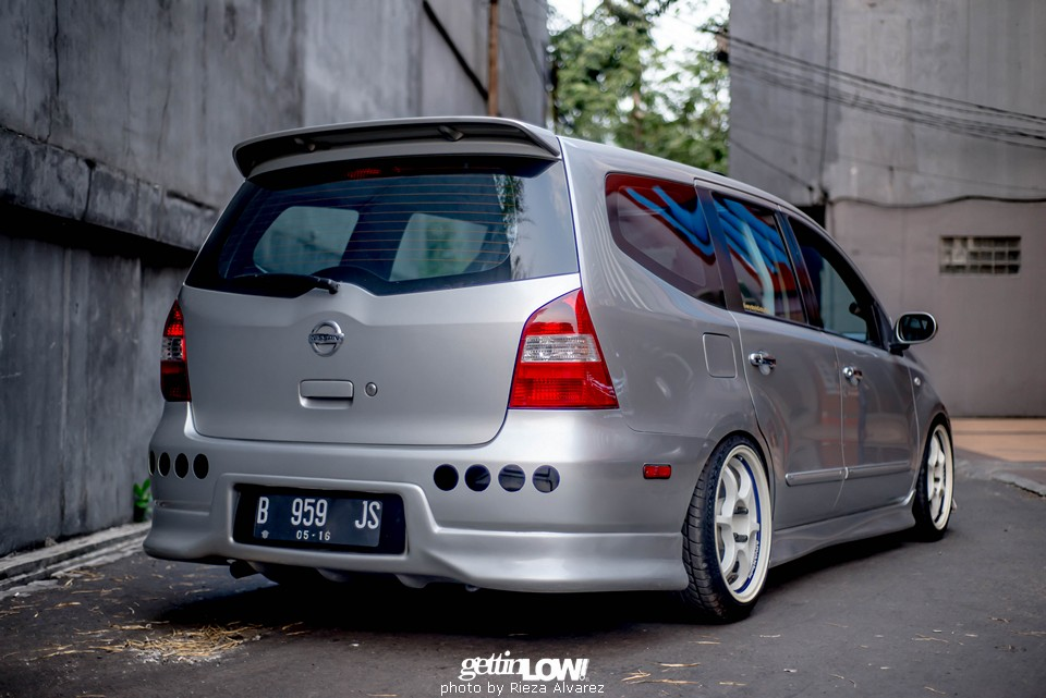 Subaru Wrx Custom >> GETTINLOW | Andri's 2011 Nissan Grand Livina 1.5