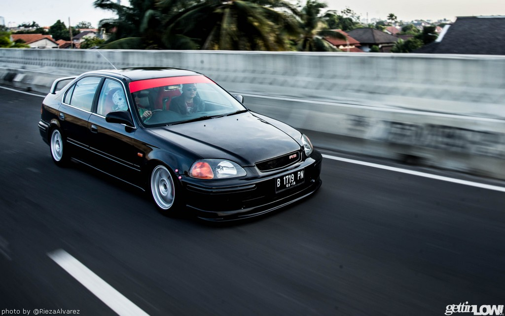 Rizqo's 1996 Honda Civic