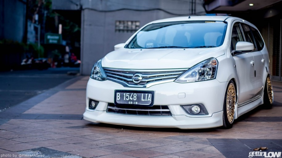 Modifikasi NISSAN GRAND LIVINA Terbaru Juli 2015