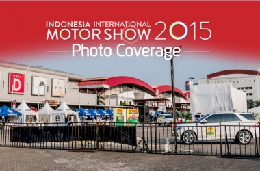 Indonesia International Motor Show 2015