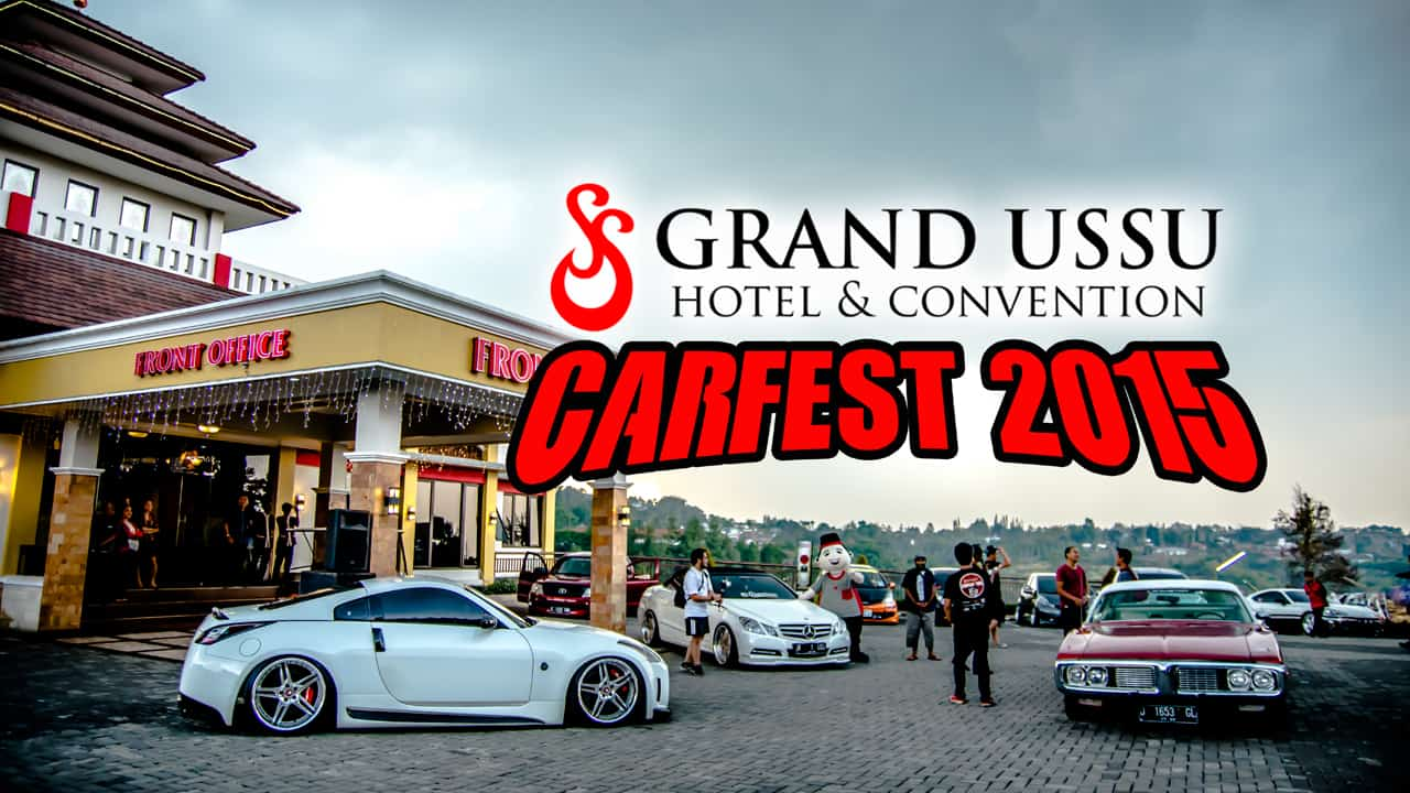 Event's Coverage: GRAND USSU CARFEST 2015
