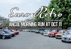 EURO RETRO ENTHUSIAST's Morning Ride, October 11