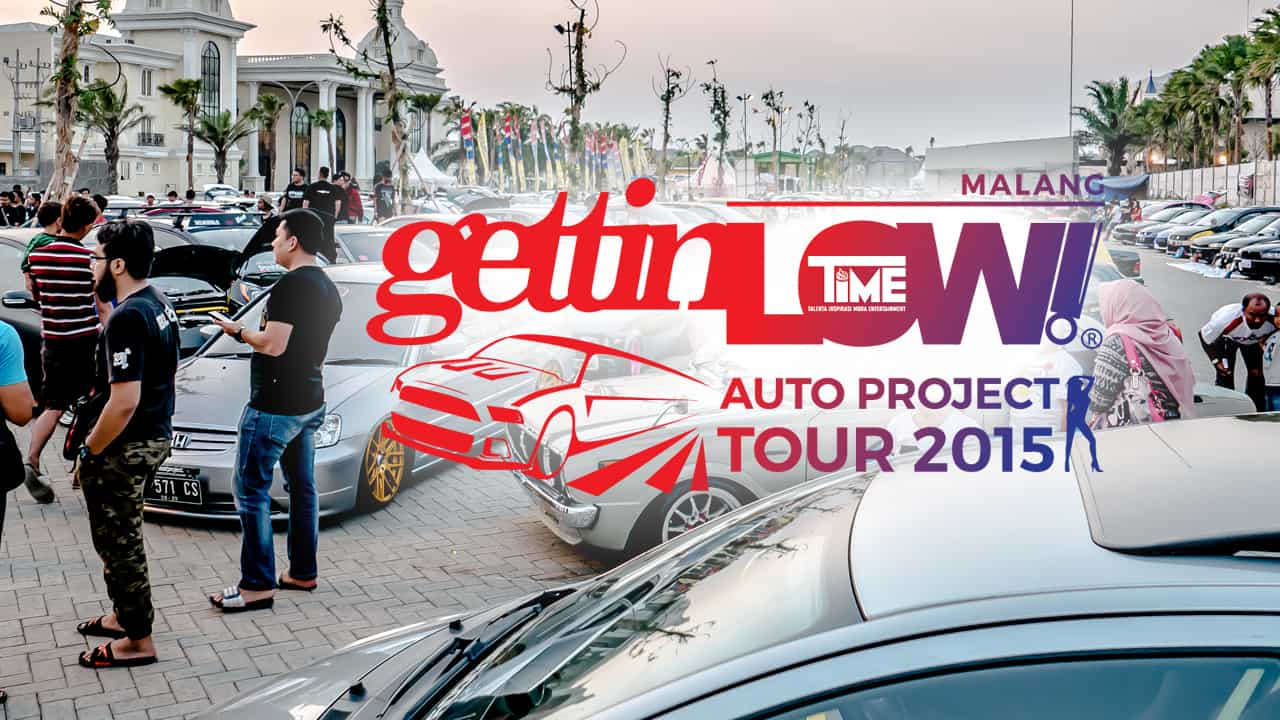 GL's Auto Project Tour 2015: Hawai Waterpark Malang