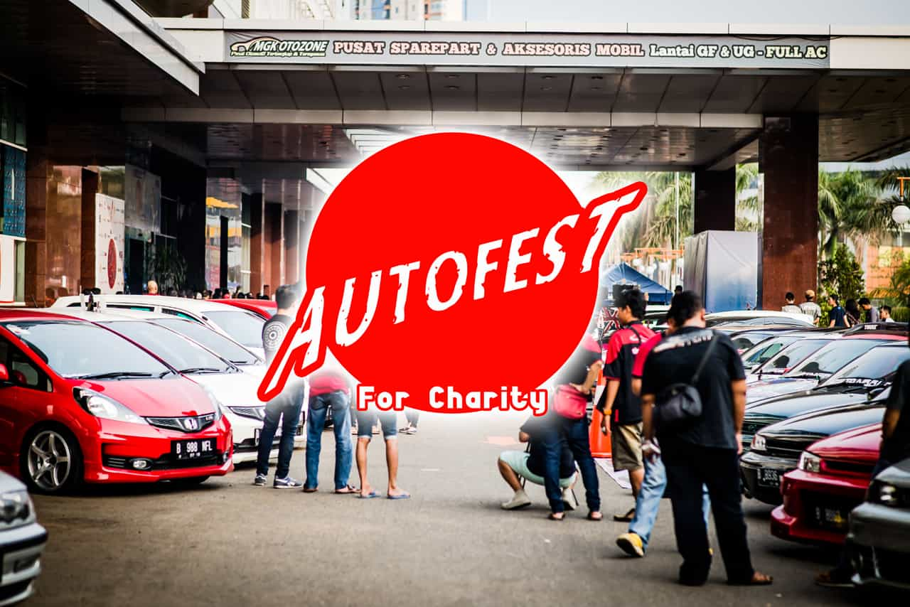 Event Coverage: GELI, AUTOFEST For Charity 31 October 2015