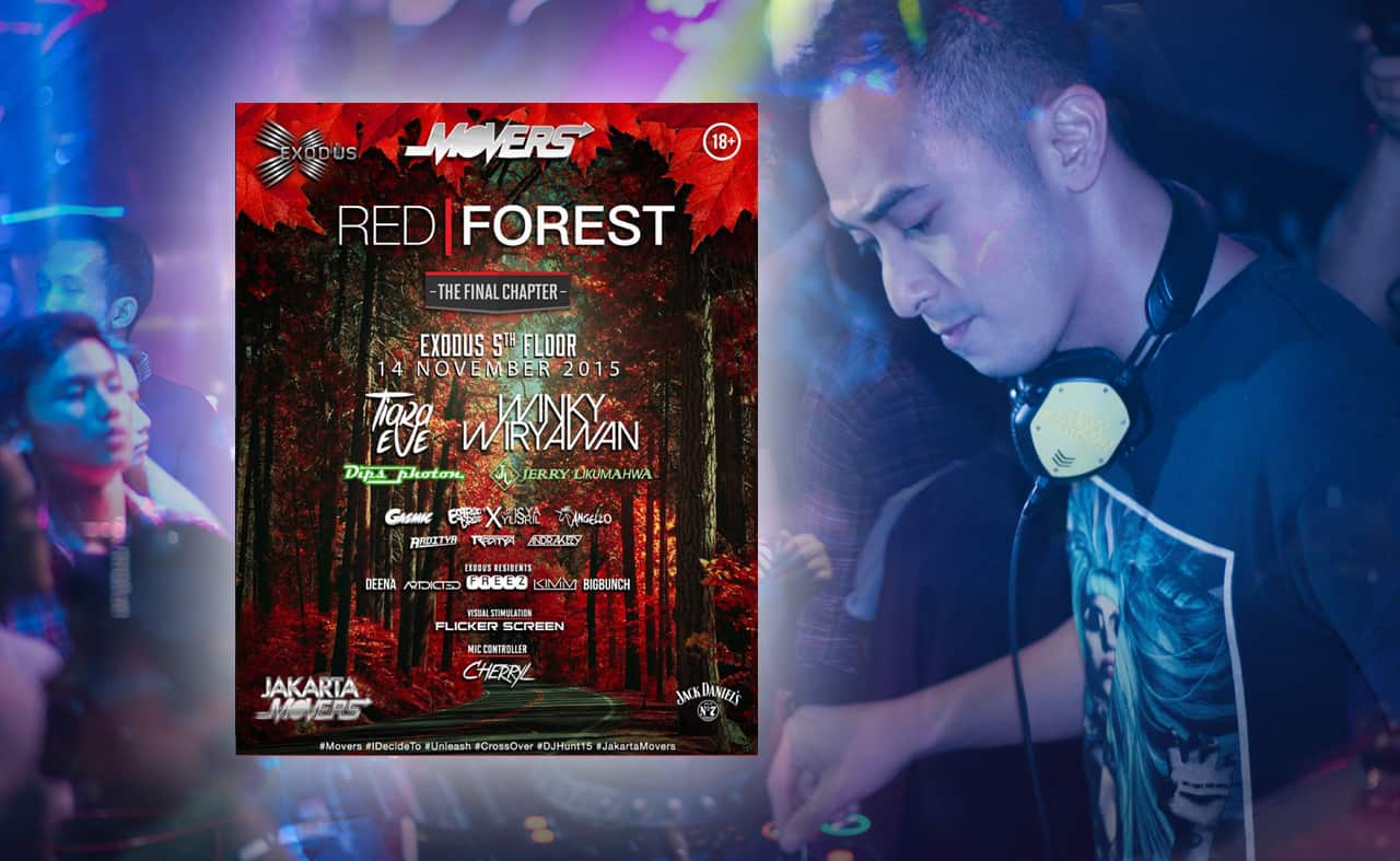 Lifestyle Coverage: JakartaMovers's Red Forest Final Chapter